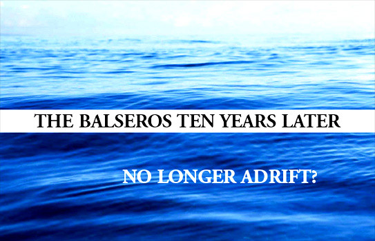 Balseros 10 Years Later cover